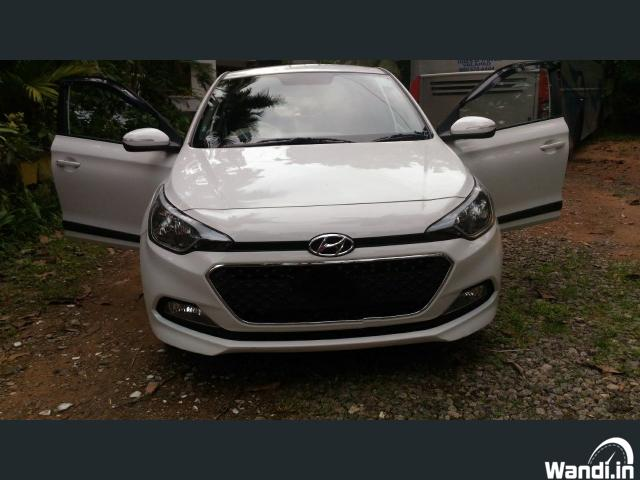 2017 Model Hundai Sports i20 Full option for rent in Kerala