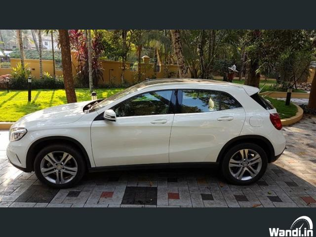 GLA 200 WHITE Benz for sale in Calicut