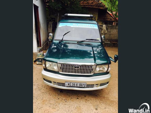2000 model qualis for sale in trivadrum