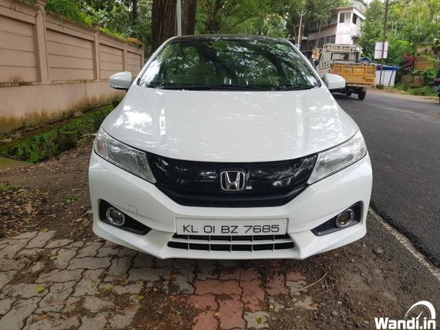 2016 Honda city petrol trivandrum