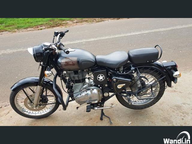 2015 model classic 500 cc bullet Waynad