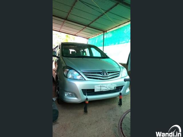 2008 model innova full option show room condion