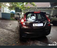 2017 Honda jazz petrol Calicut