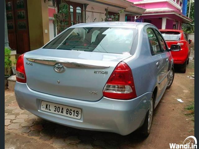 Toyota Etios VX
